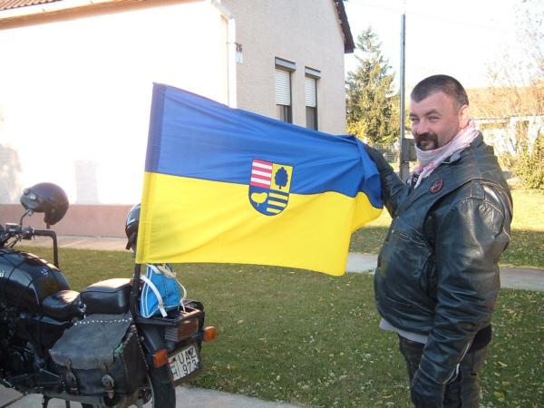 a zászló