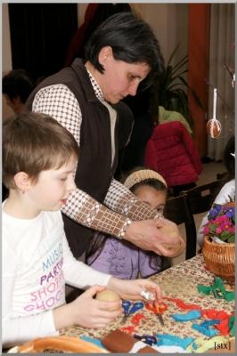 Húsvéti készülődés - kézműves délután