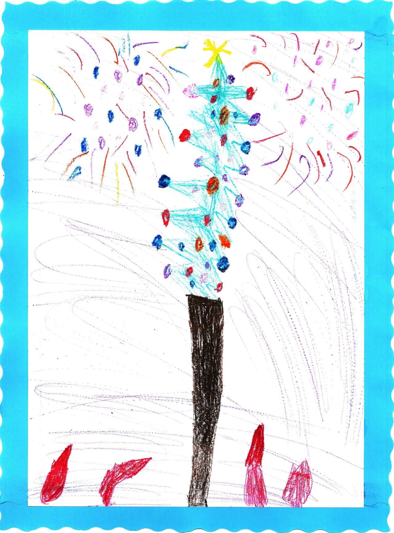 Csepregi Anna 6 éves