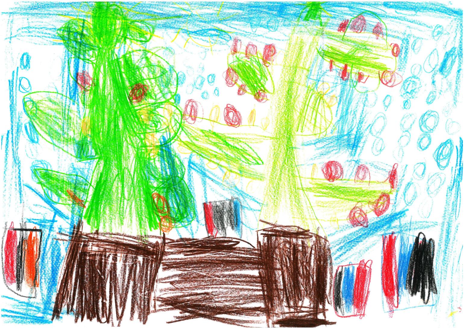 Farkas Ákos 6 éves