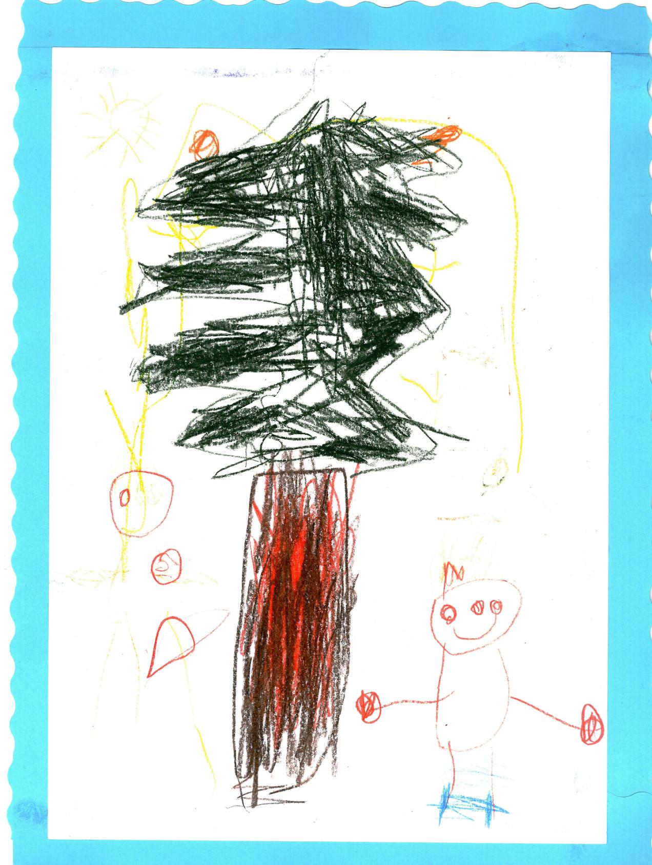Gaál Péter 4 éves