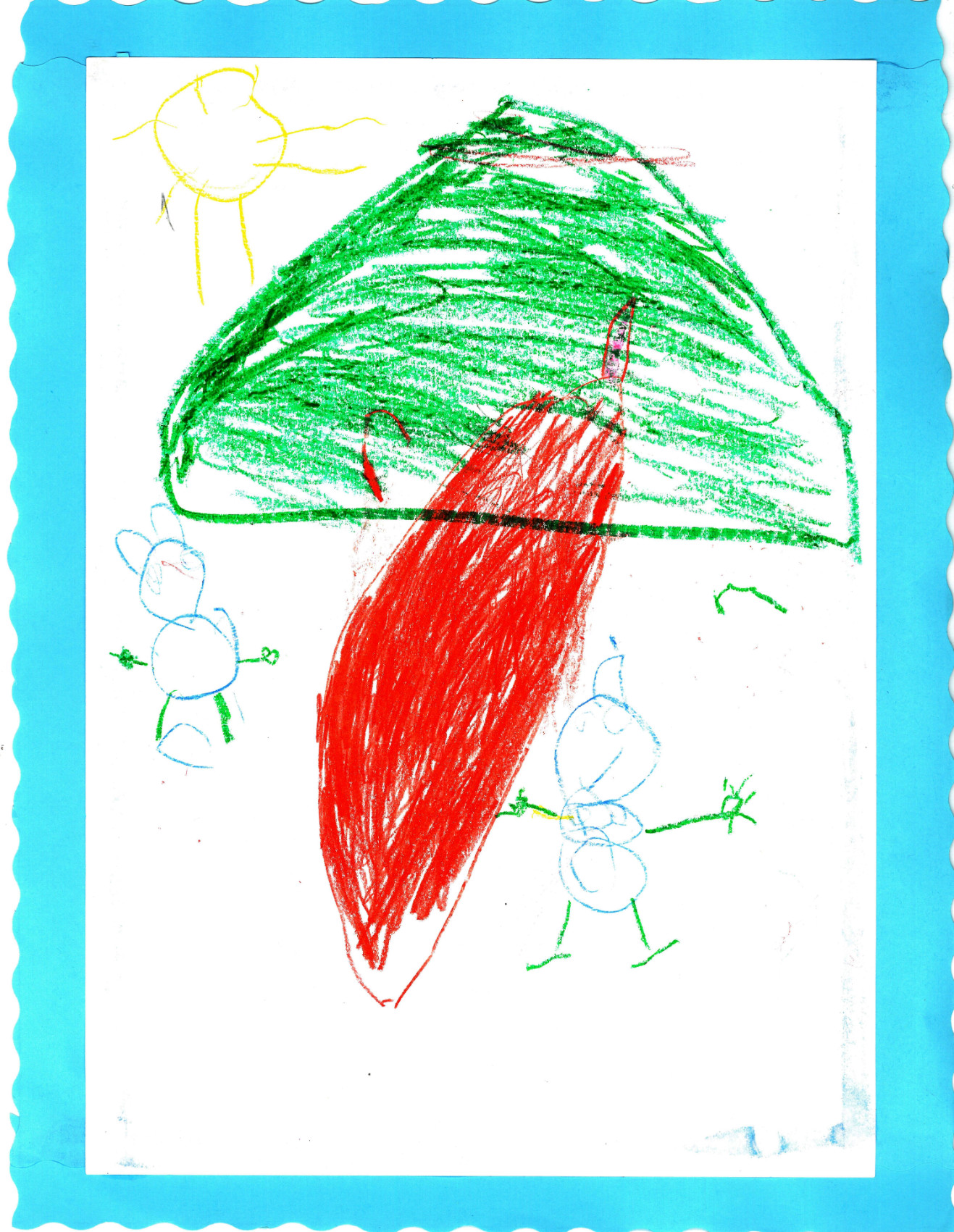 Kisnémeth Kimberli 4 éves