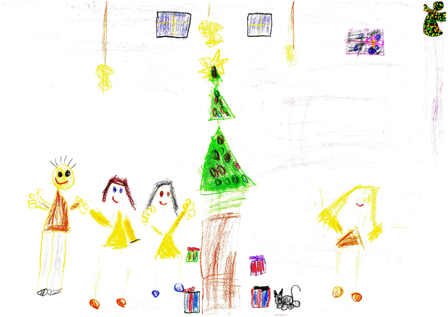 Nagy Liliána Dalma 5 éves