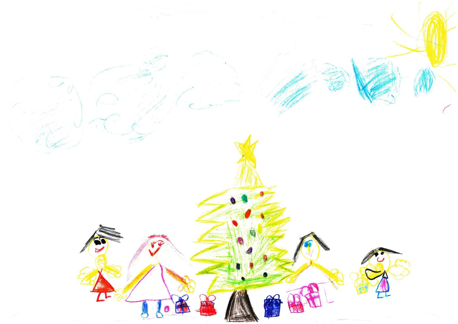 Szatmári Nóra Hanna 5 éves