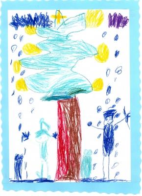 Csorvási Barnabás 6 éves