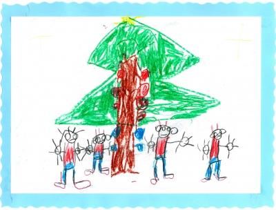 Dobos Péter 6 éves