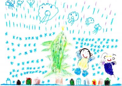 Dutka Máté 5 éves
