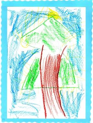 Farid Kevin 5 éves