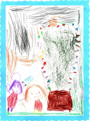 Kiss Sándor 6 éves