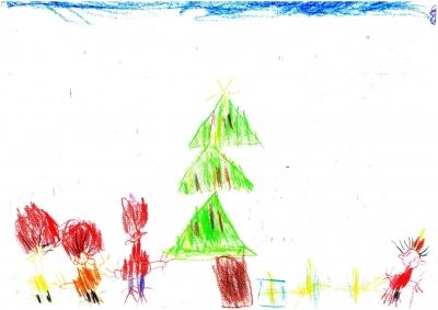 Koszorús Marcell 6 éves