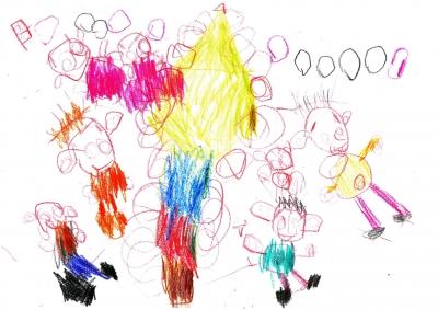 Lévai Krisztofer 5 éves