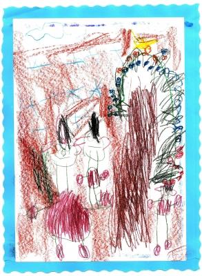Solymári Domokos 6,5 éves