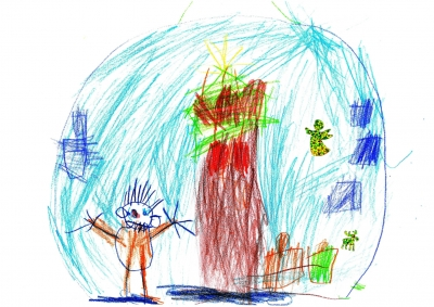 Szeibert Márton 5 éves