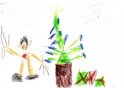 Vanya Dominik 5 éves