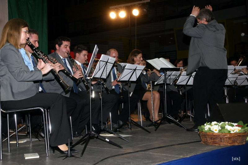 Kistérségi Fúvószenekar 2012. március 15-ei koncertje