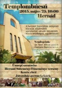 Templombúcsú @ Római Katolikus Templom | Hernád | Pest | Magyarország