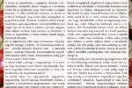 """Thumbnail for the post titled: """"Öröm: ma neked ablakom kitárom"""" – húsvéti köszöntő"""