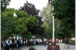 Thumbnail for the post titled: Augusztus 20-án felavattuk a hernádi Országzászló Emlékművet