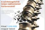 Thumbnail for the post titled: Csontritkulás szűrőprogram Hernádon